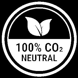 100% CO2-neutral